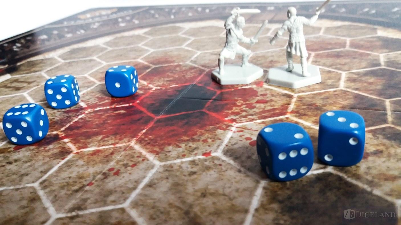 Spartakus krew i zdrada 45 Recenzja #47 Spartakus: Krew i Zdrada