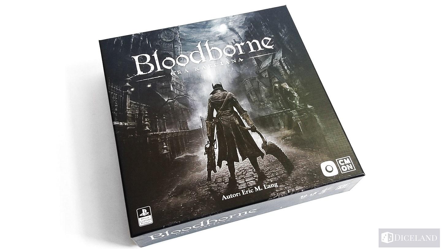Bloodborne 1 Unboxing #10 Bloodborne: Gra Karciana