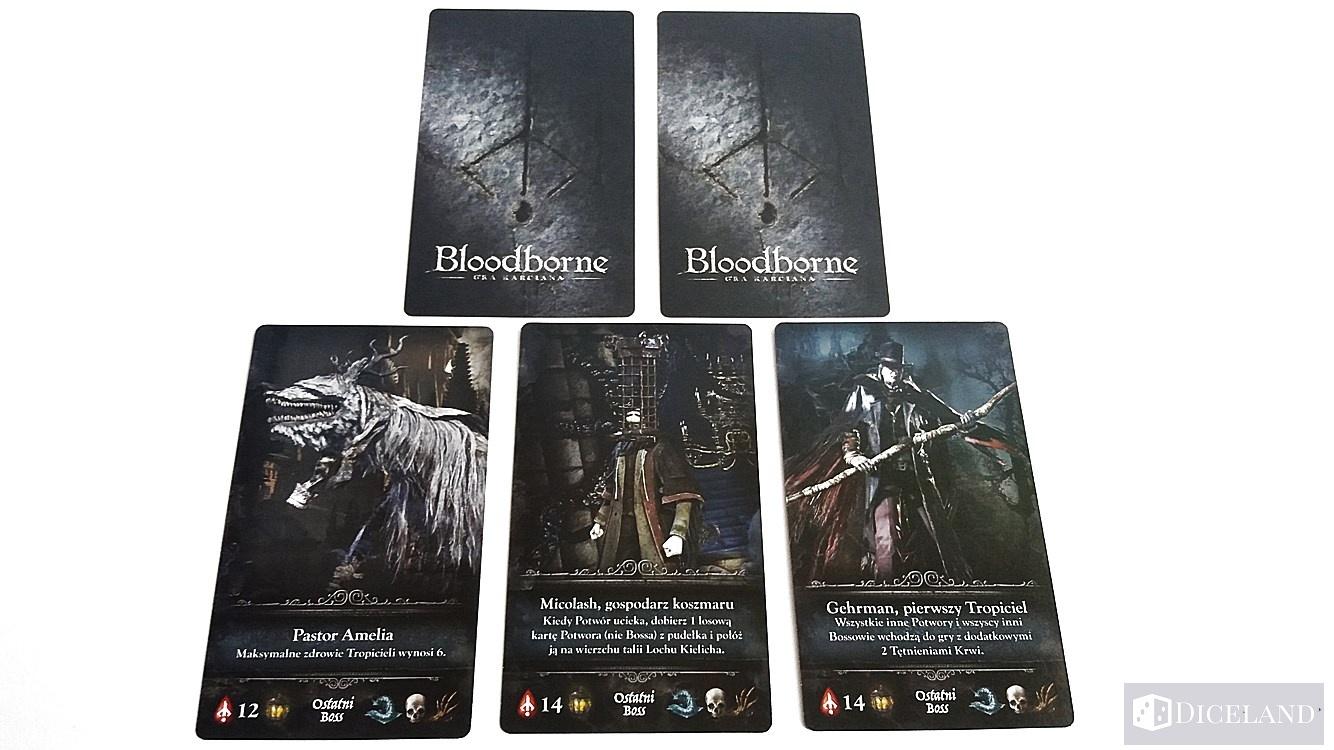 Bloodborne 12 Unboxing #10 Bloodborne: Gra Karciana
