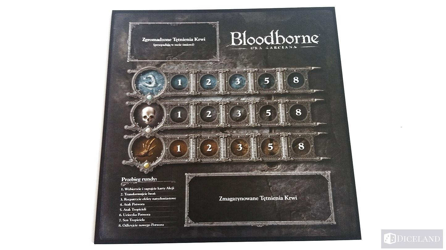 Bloodborne 7 Unboxing #10 Bloodborne: Gra Karciana