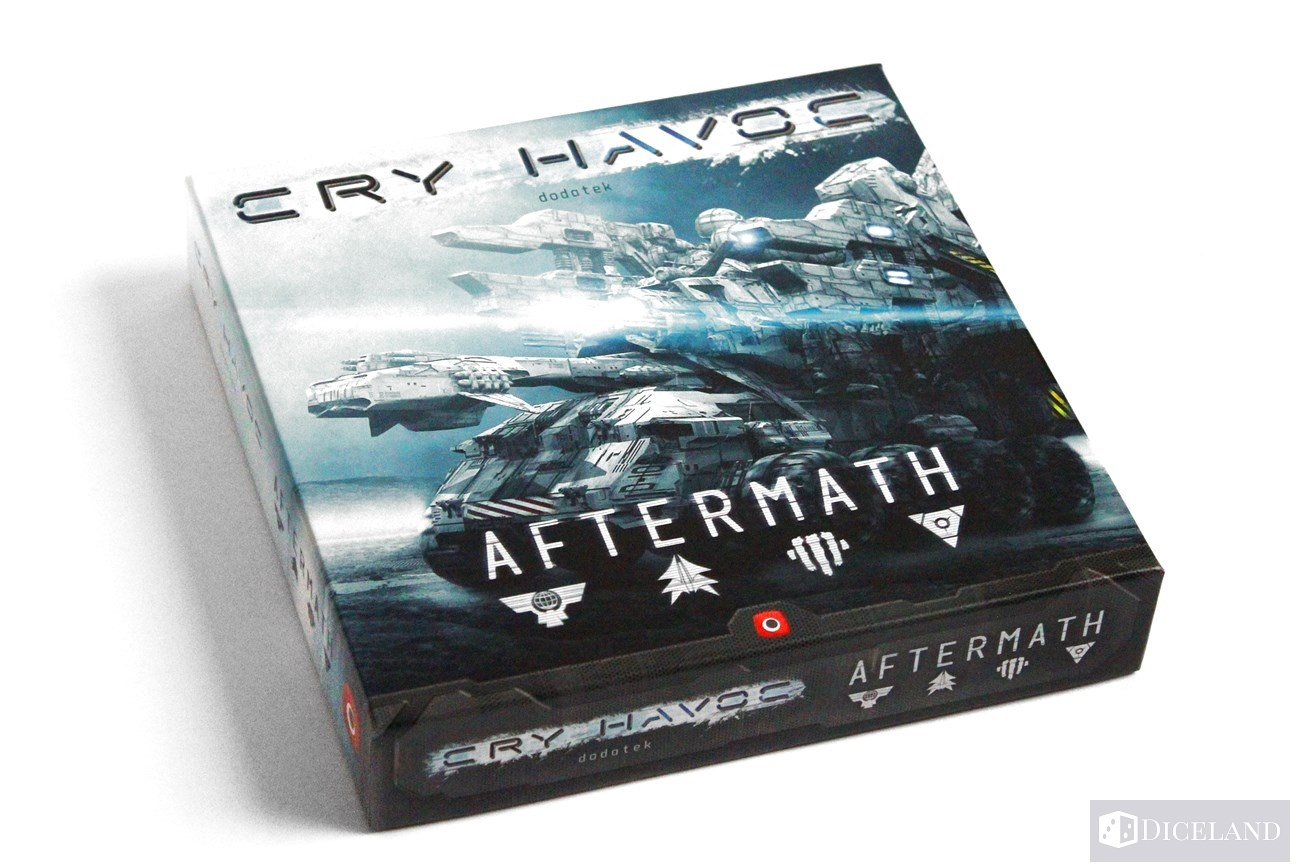 Cry Havoc Aftermath 1 Unboxing #11 Cry Havoc: Aftermath