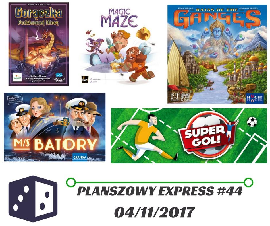Planszowy Express 44 Planszowy Express #44
