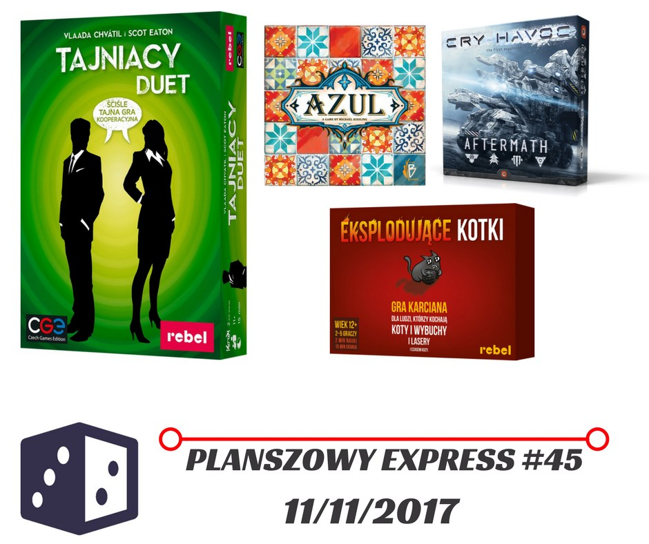 Planszowy Express 45 Planszowy Express #45