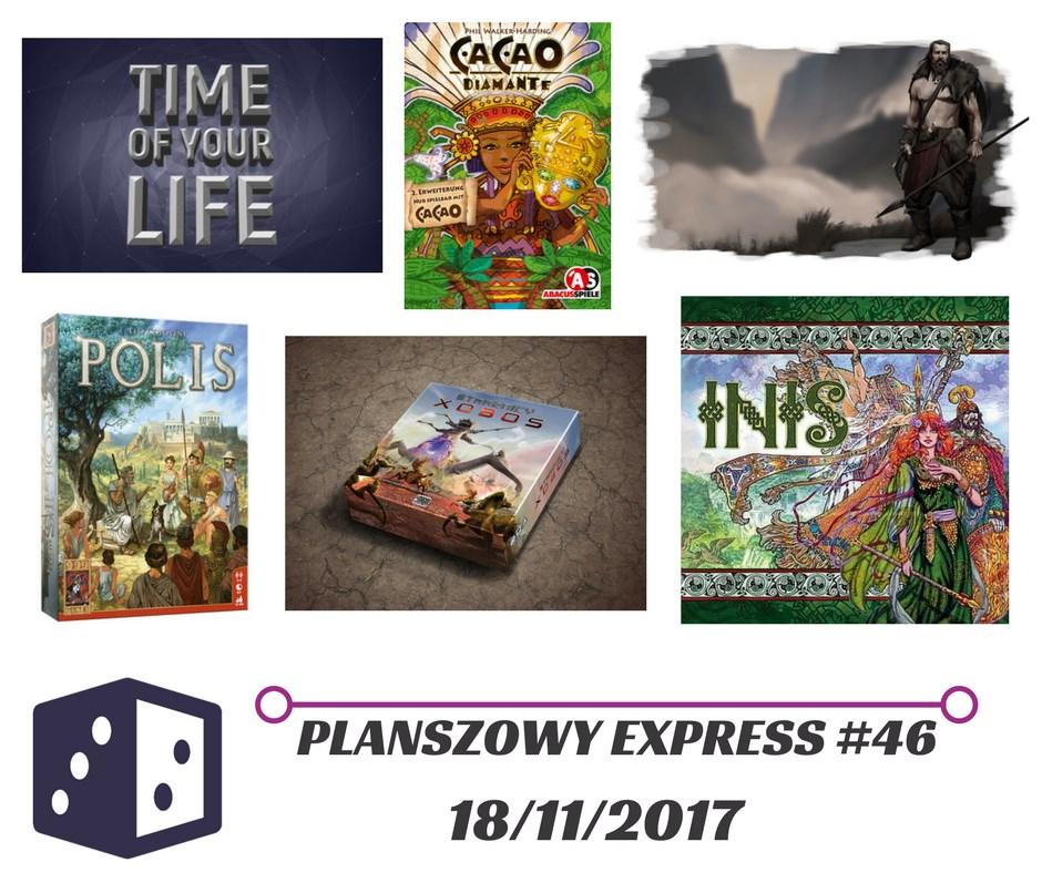 Planszowy Express 46 Planszowy Express #46