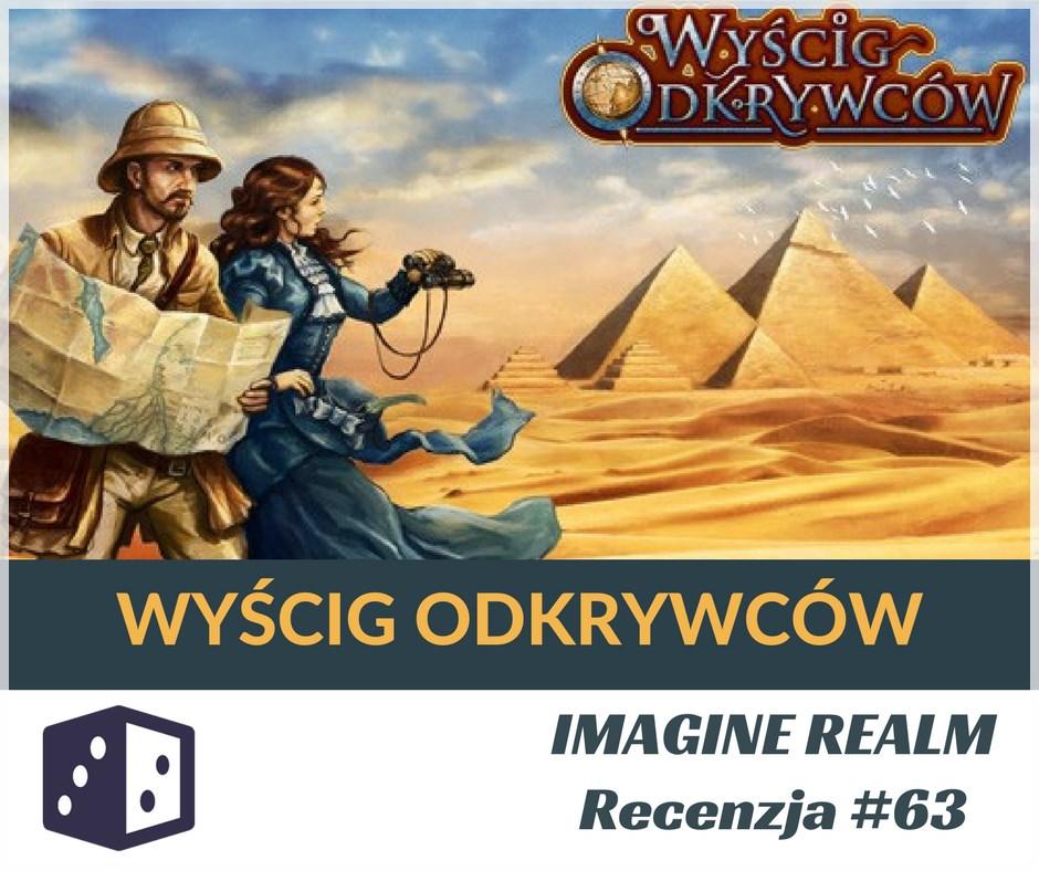 Recenzja 63 wyscig odkrywcow Recenzja #63 Wyścig Odkrywców