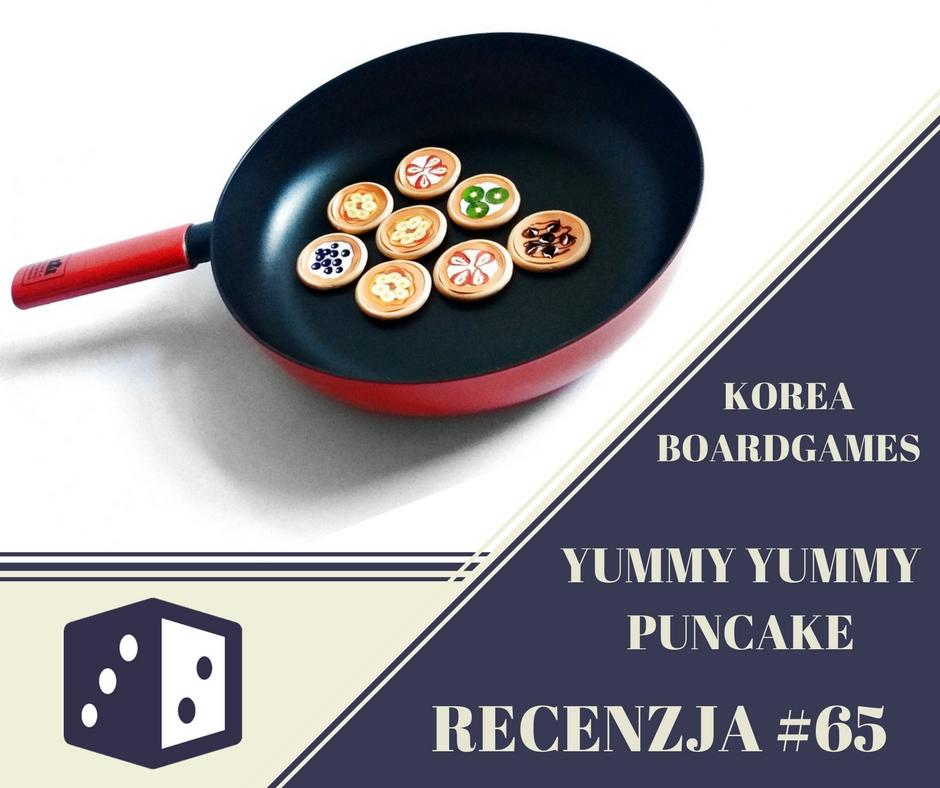 Recenzja 65 Recenzja #65 Yummy Yummy Pancake