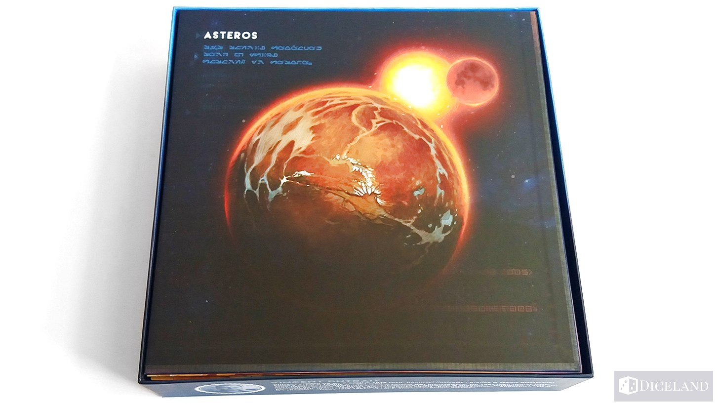 Rising 5 Runy Asteros 2 Unboxing #9 Rising 5: Runy Asteros