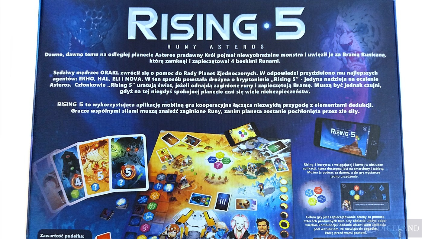 Rising 5 Runy Asteros 20 Unboxing #9 Rising 5: Runy Asteros