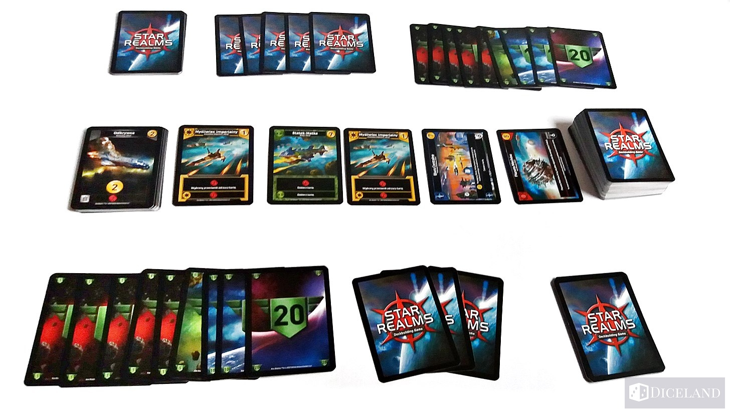Star Realms 15 Recenzja #60 Star Realms