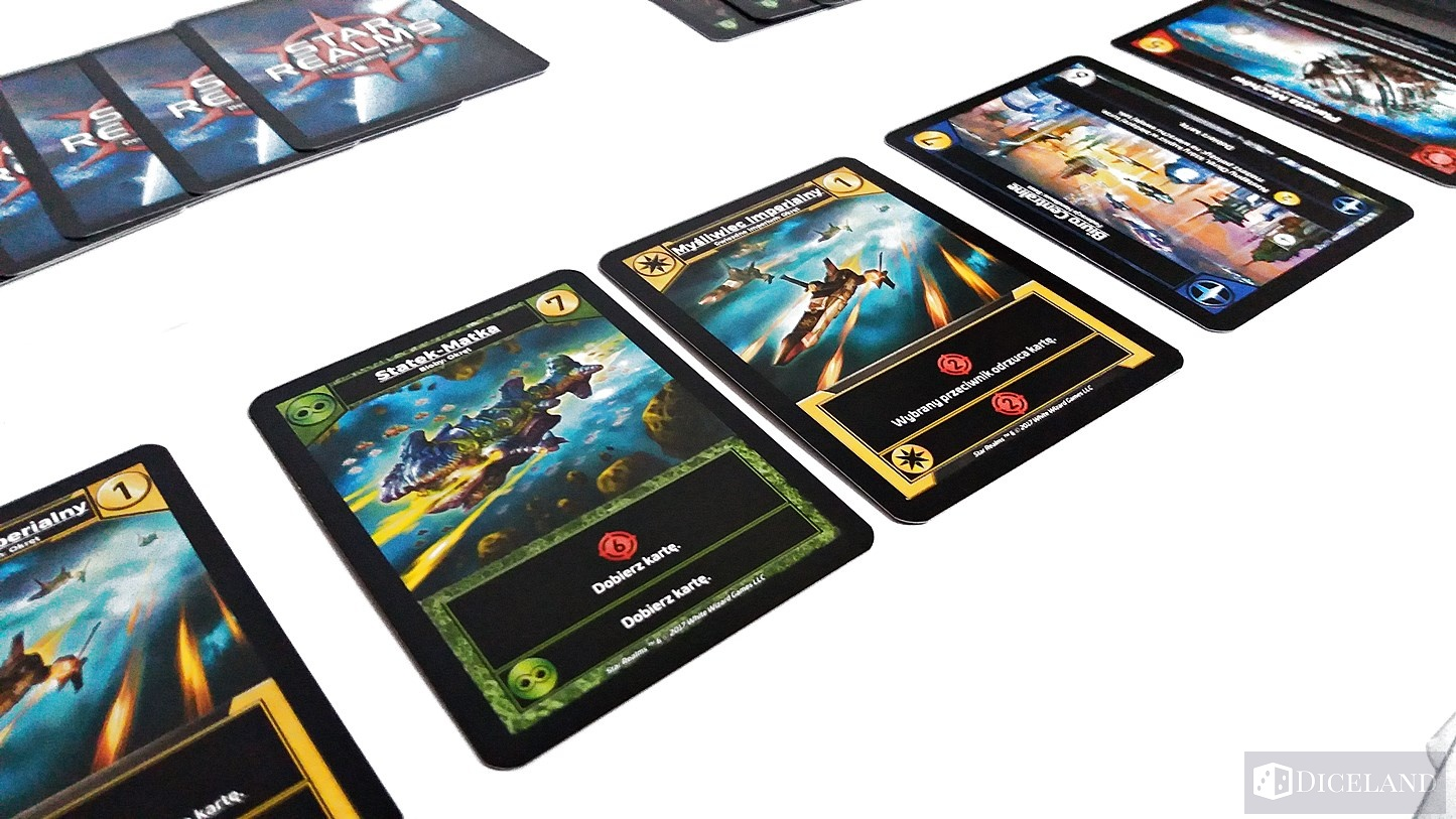 Star Realms 16 Recenzja #60 Star Realms