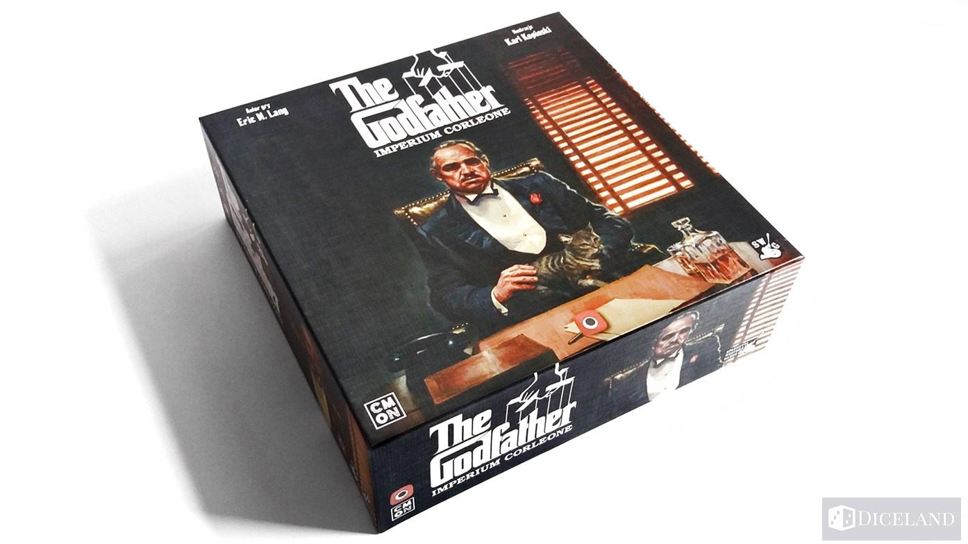 The Godfather Imperium Corleone 1 Recenzja #55 The Godfather: Imperium Corleone