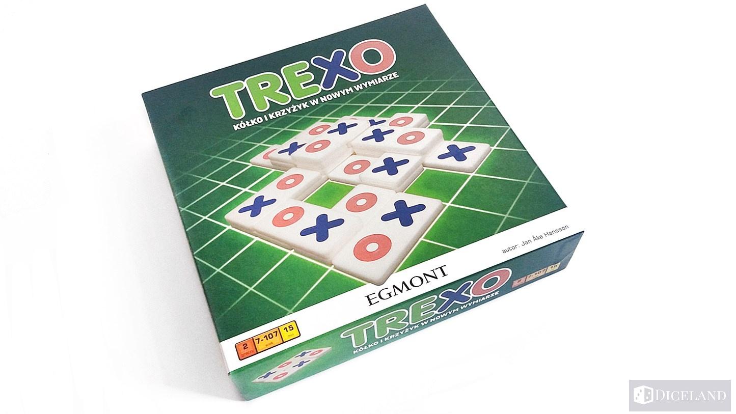 Trexo 1 Recenzja #62 TREXO
