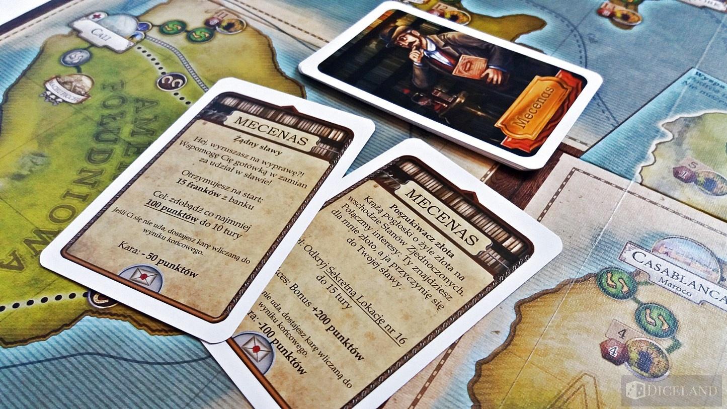Wyscig odkrywcow rec 12 Recenzja #63 Wyścig Odkrywców