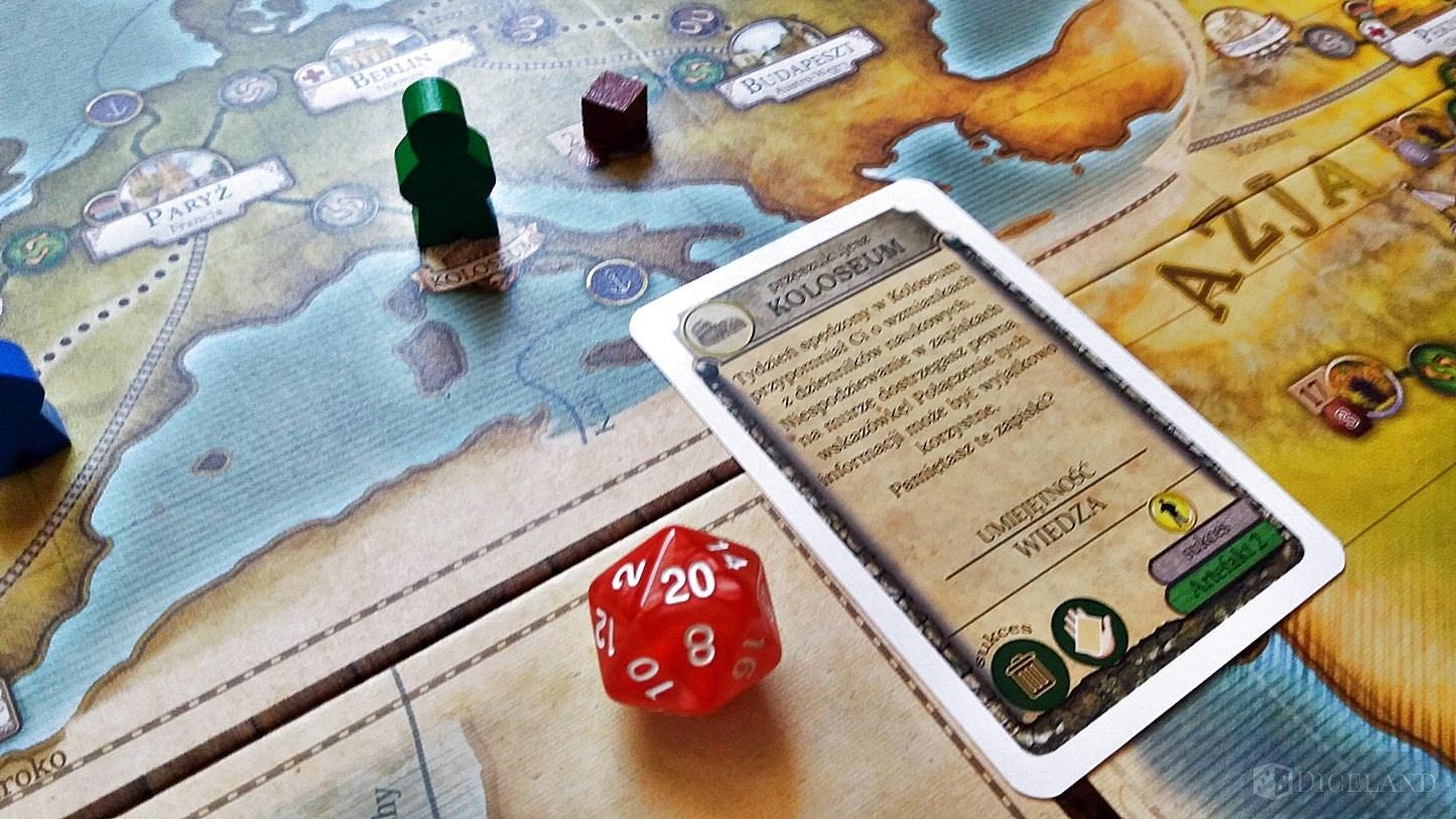 Wyscig odkrywcow rec 5 Recenzja #63 Wyścig Odkrywców