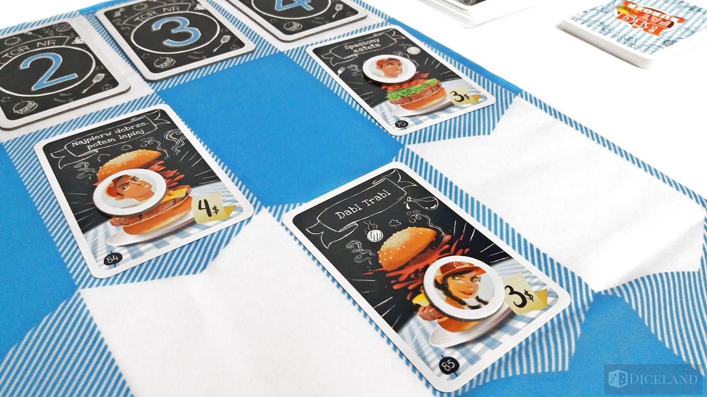 Big Fat Burger 15 Recenzja #74 Big Fat Burger