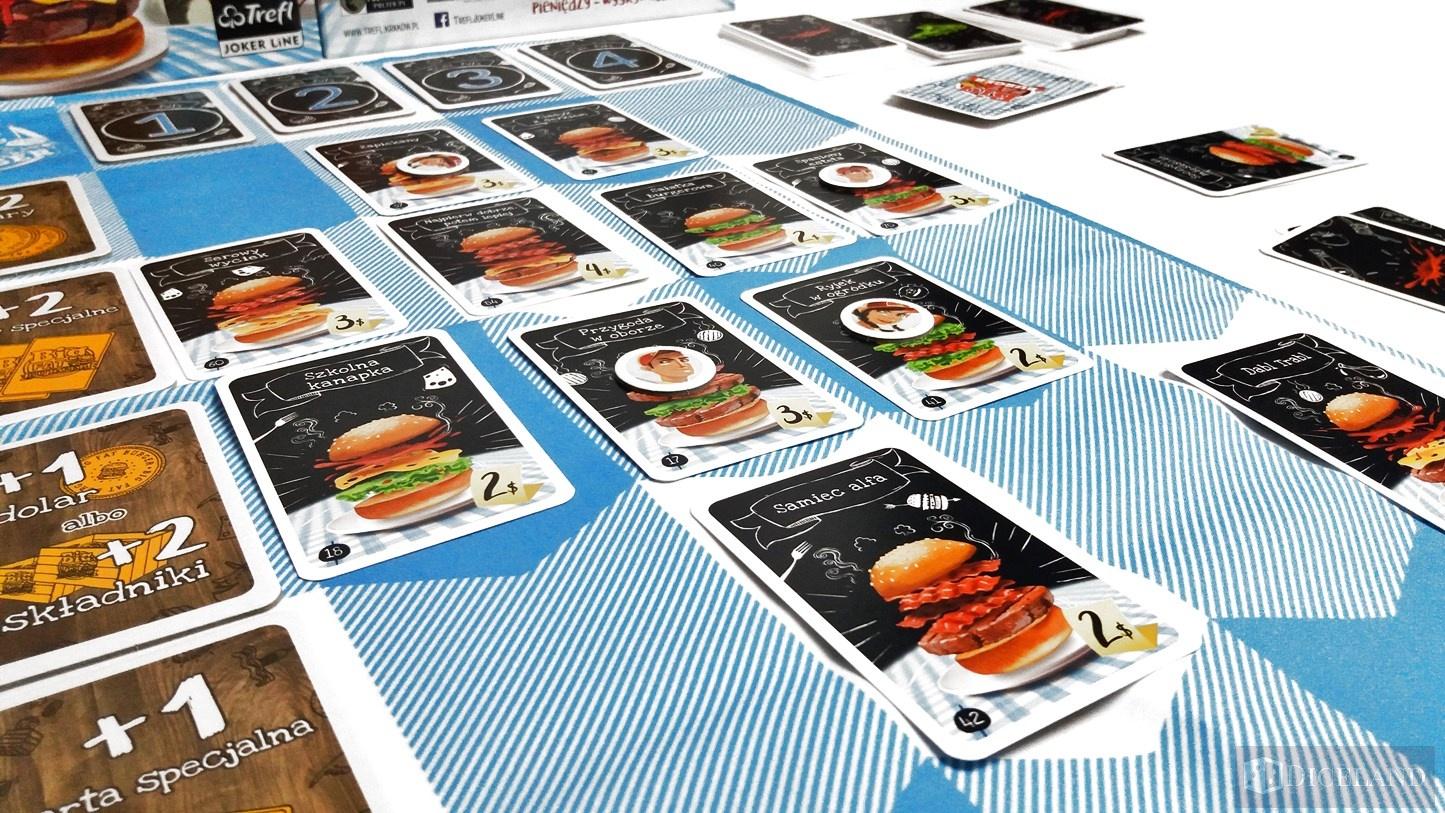 Big Fat Burger 18 Recenzja #74 Big Fat Burger