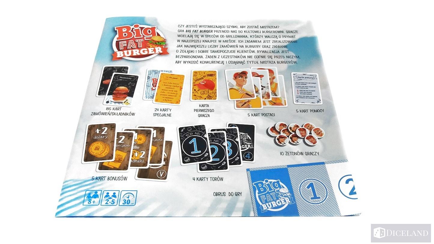 Big Fat Burger 3 Recenzja #74 Big Fat Burger