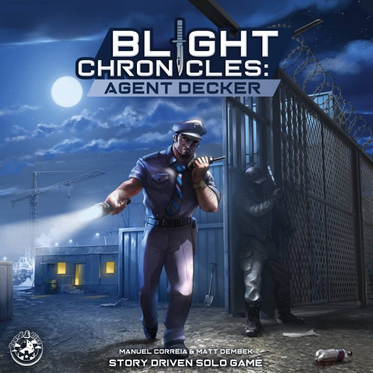 Blight Chronicles Planszowy Express #51