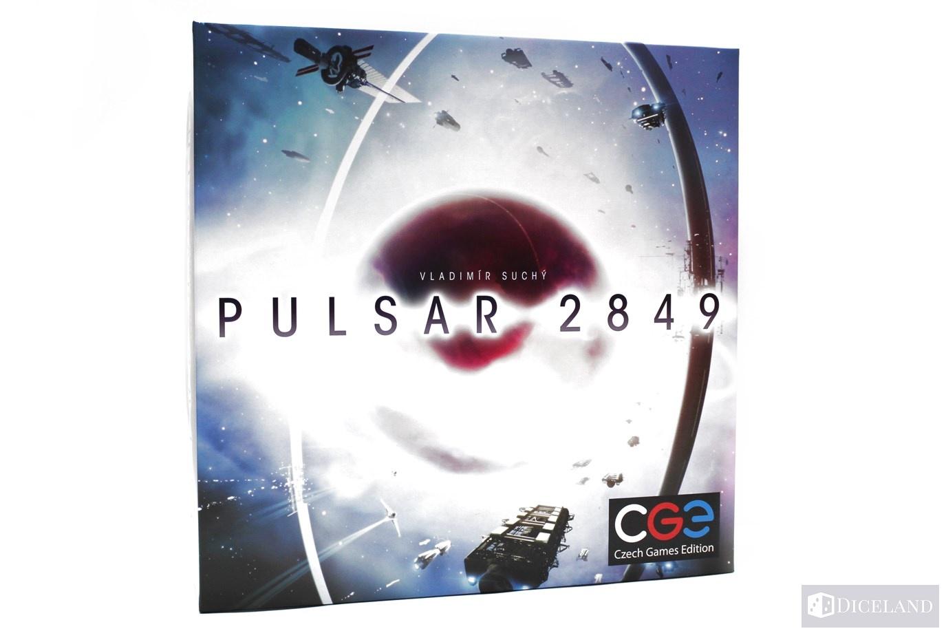 IS pulsar 2849 17 Unboxing #12 Pulsar 2849
