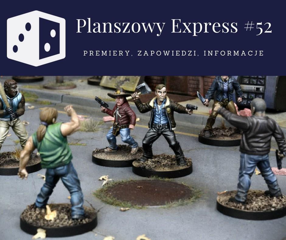 Planszowy Express 52 Planszowy Express #52