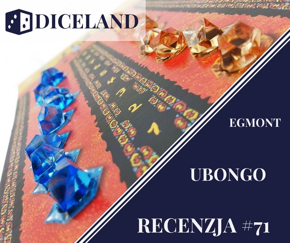 Recenzja 71 Recenzja #71 Ubongo