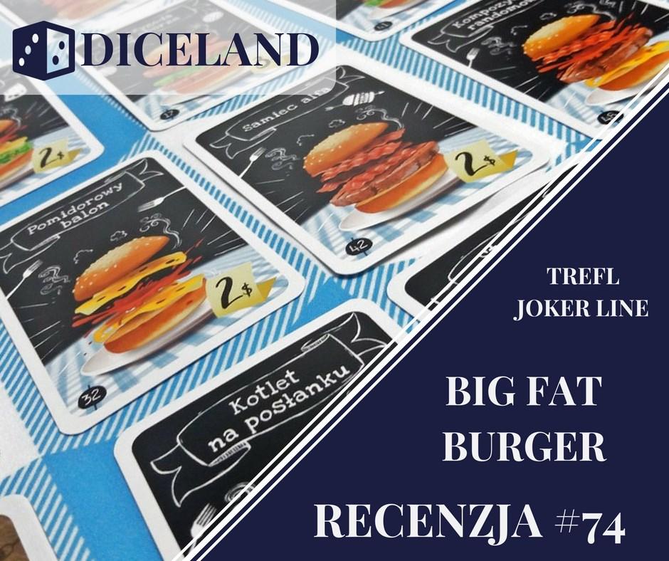 Recenzja 74 Recenzja #74 Big Fat Burger