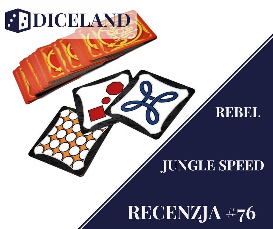 Recenzja 76 Recenzja #76 Jungle Speed