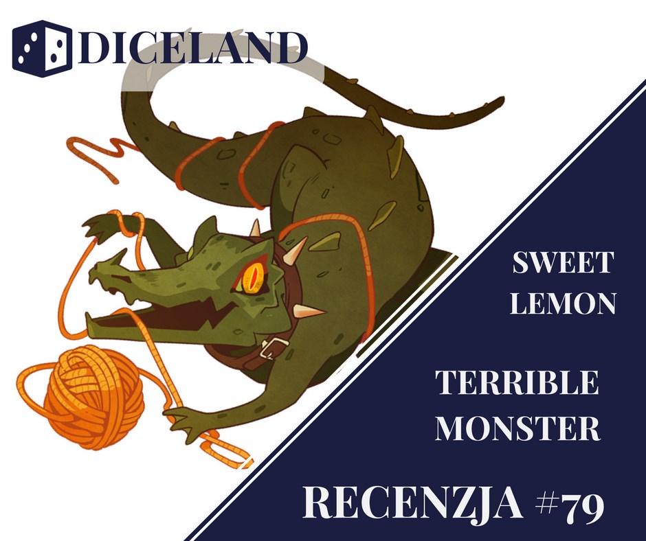Recenzja 79 Recenzja #79 Terrible Monster