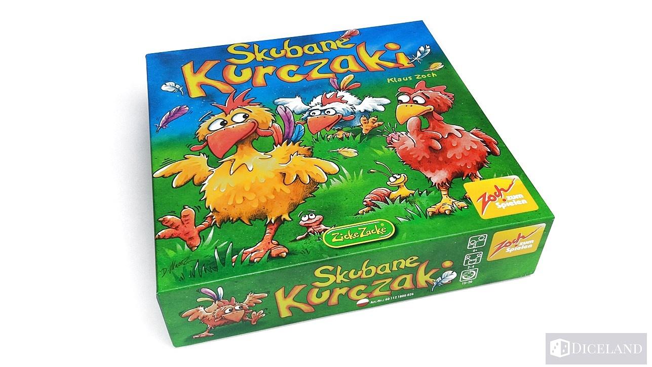 Skubane Kurczaki 1 Recenzja #72 Skubane Kurczaki