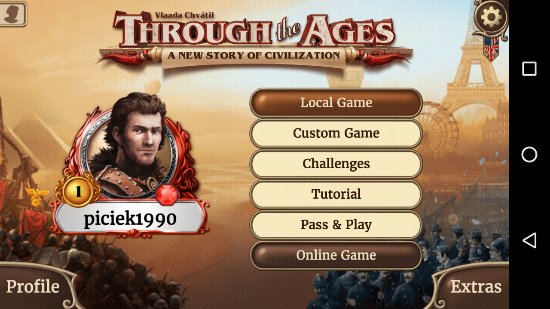 Through the ages 6 Recenzja #75 Trough The Ages   wersja mobilna