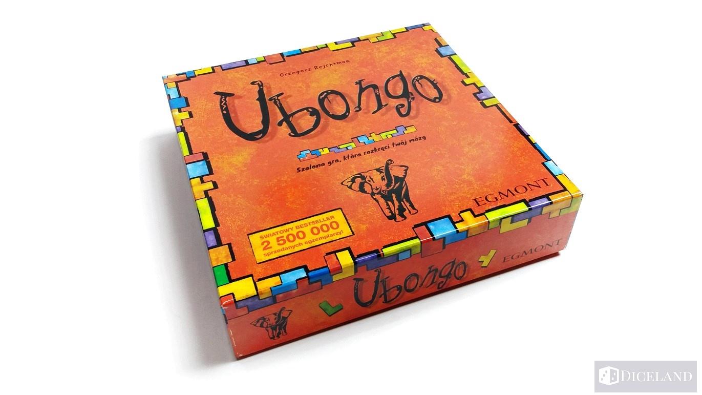 Ubongo 1 Recenzja #71 Ubongo