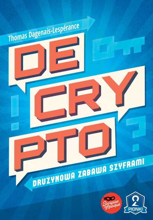 Decrypto Planszowy Express #57   Relacja z Portalconu 2018