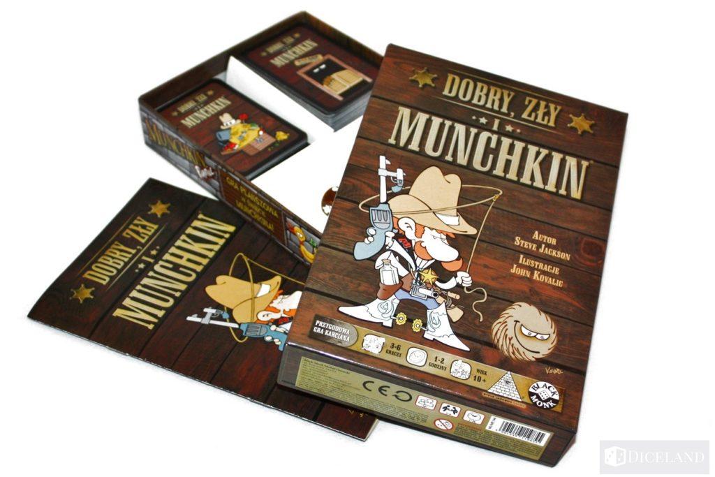 Dobry i Zły Munchkin 16 1024x683 Recenzja #92 Dobry, Zły i Munchkin