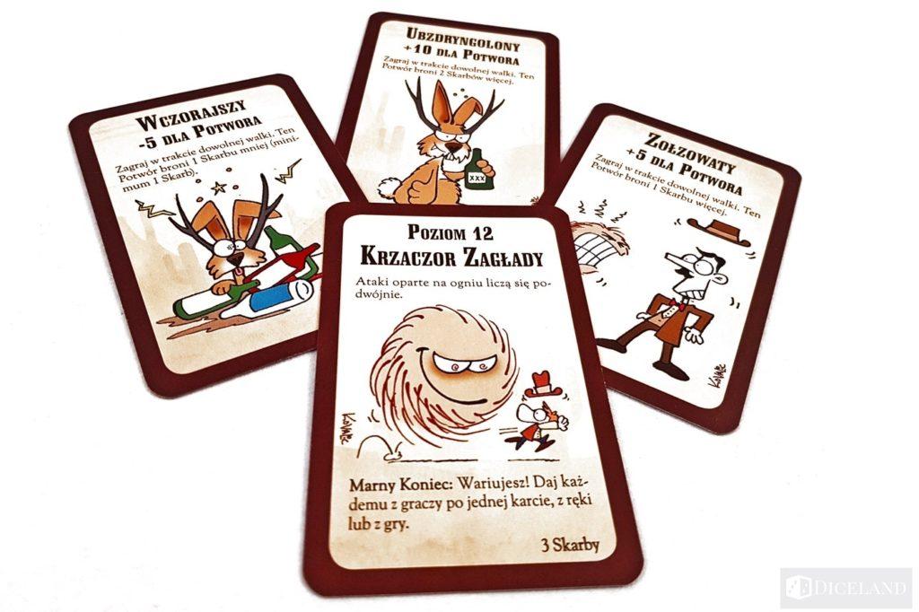 Dobry i Zły Munchkin 5 1024x682 Recenzja #92 Dobry, Zły i Munchkin