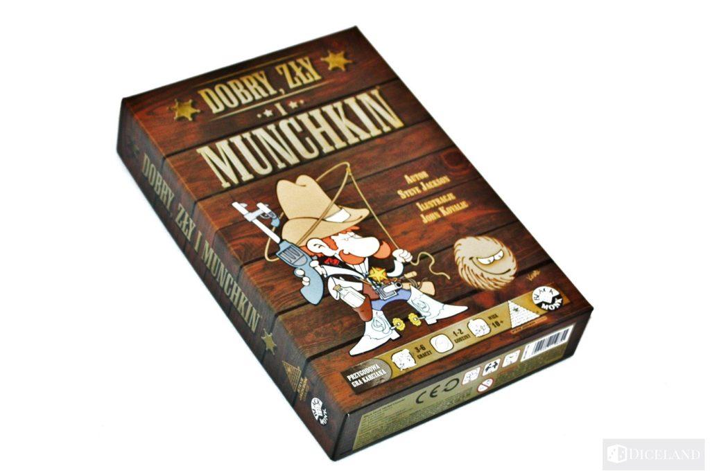 Dobry i Zły Munchkin 7 1024x683 Recenzja #92 Dobry, Zły i Munchkin