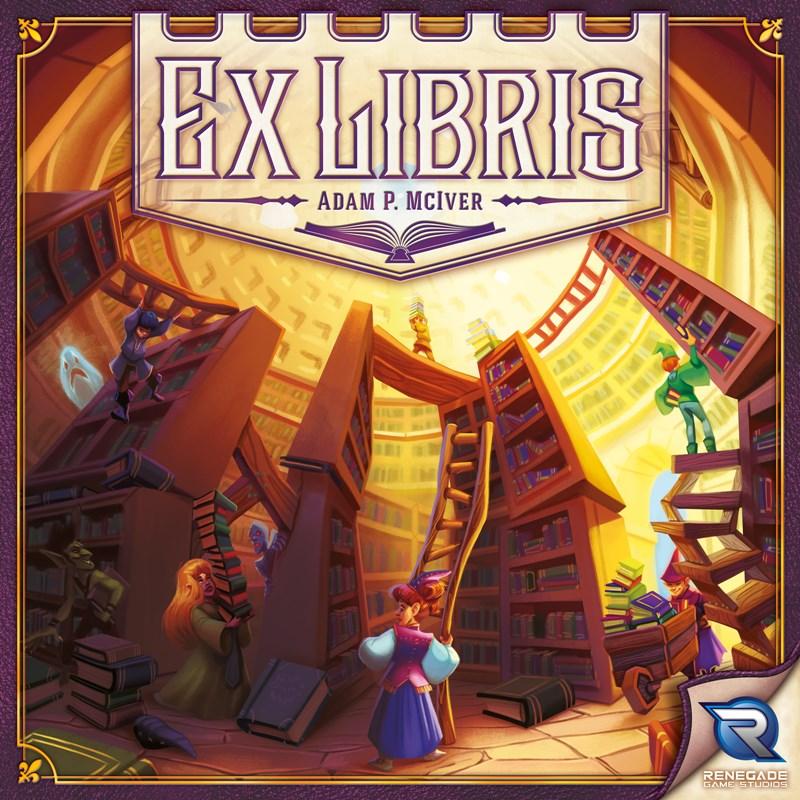 Ex Libris Planszowy Express #57   Relacja z Portalconu 2018