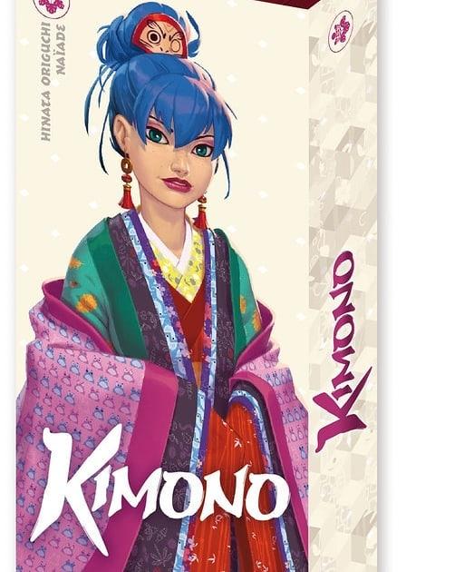 Kimono Planszowy Express #58