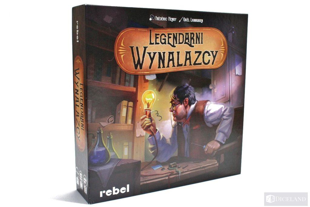 Legendarni Wynalazcy 1 1024x683 Recenzja #81 Legendarni Wynalazcy