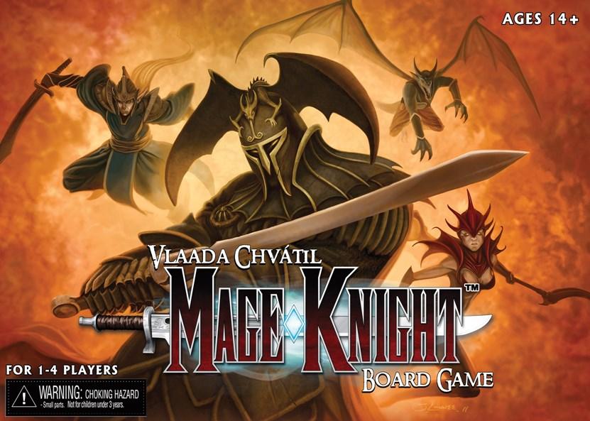 Mage Knight Planszowy Express #57   Relacja z Portalconu 2018