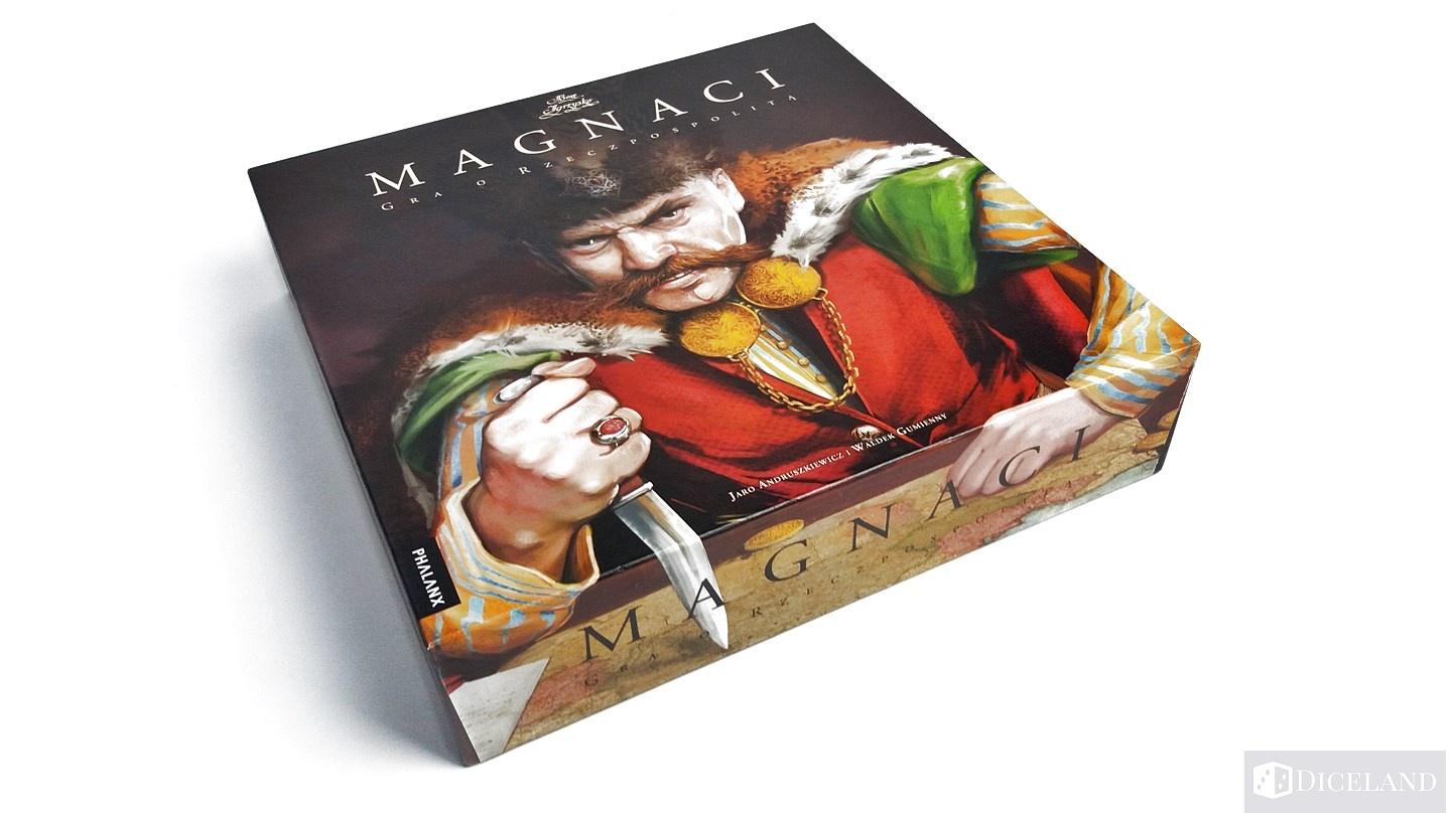 Magnaci 1 Recenzja #82 Magnaci