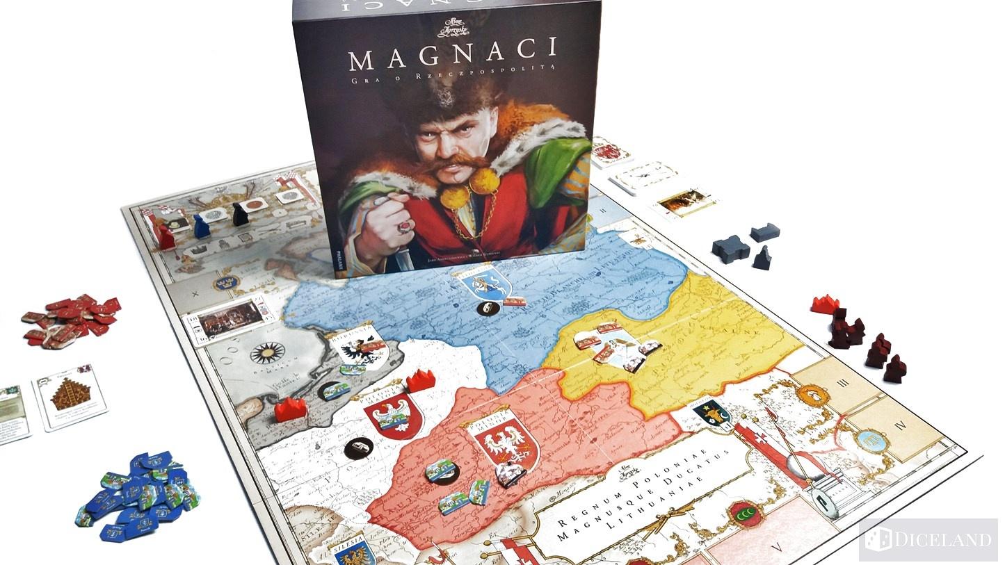 Magnaci 34 Recenzja #82 Magnaci