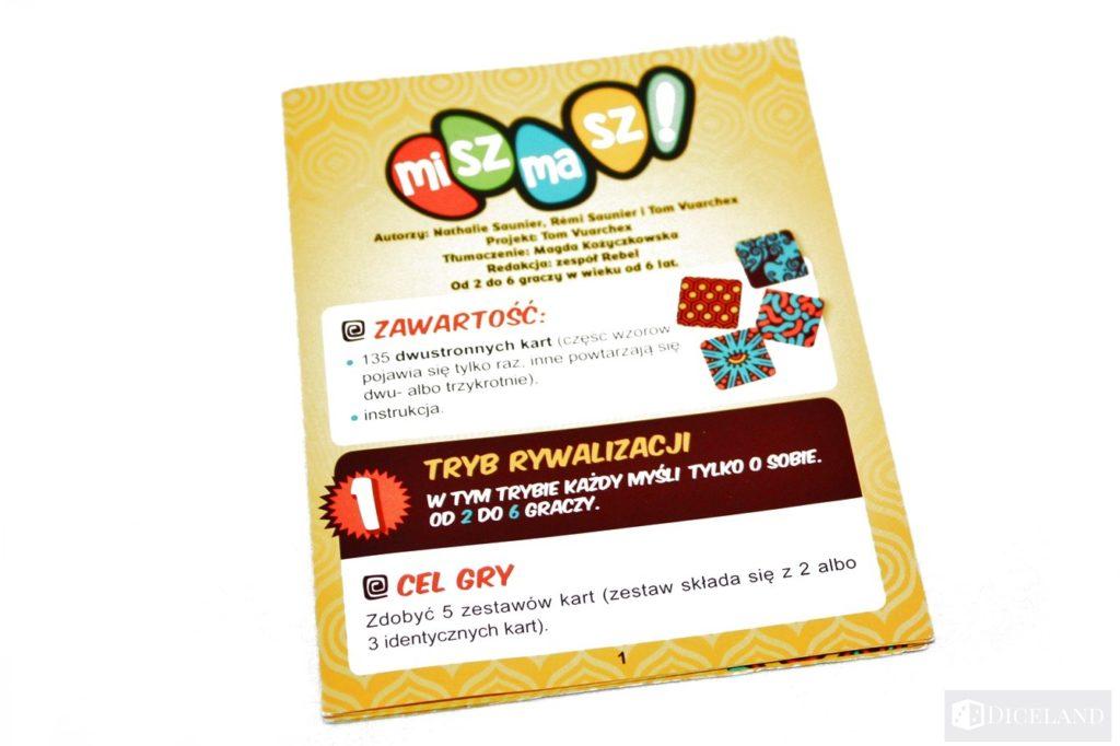 Misz Masz 11 1024x682 Recenzja #96 Miszmasz!