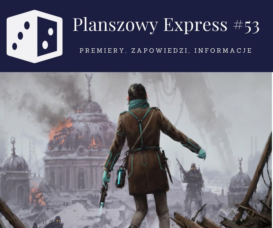 Planszowy Express 53