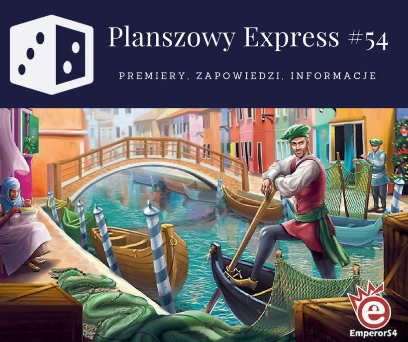 Planszowy Express 54
