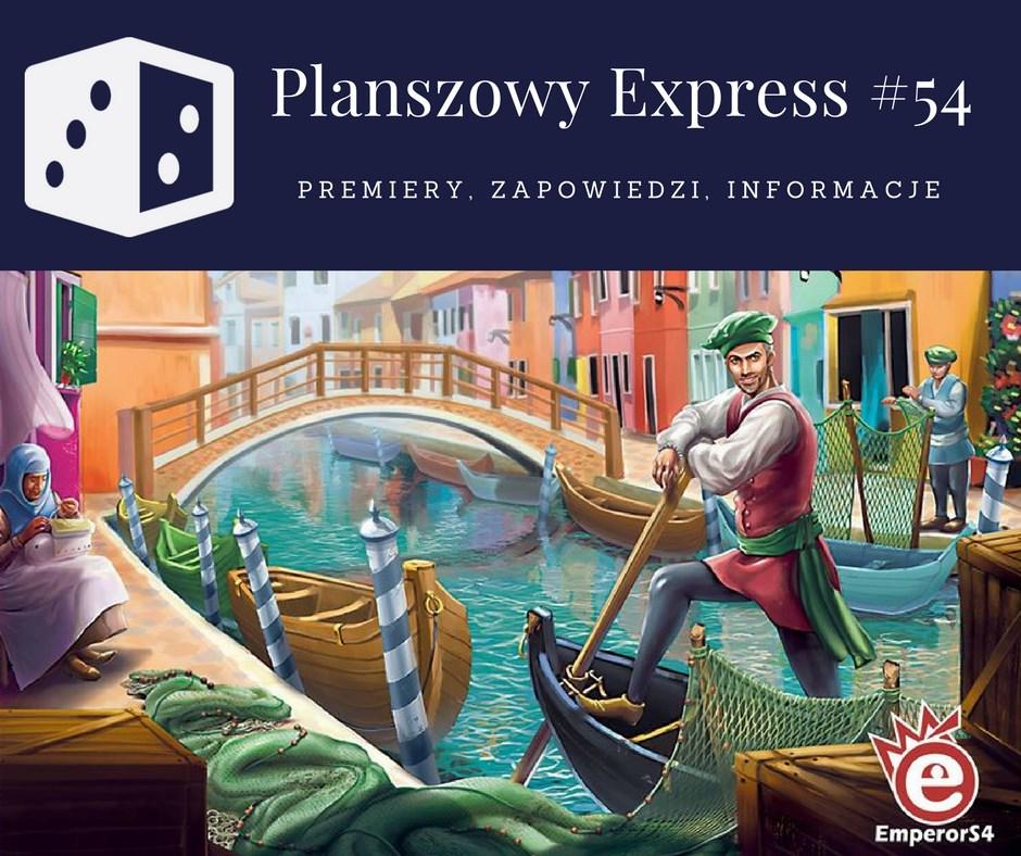 Planszowy Express 54 Planszowy Express #54