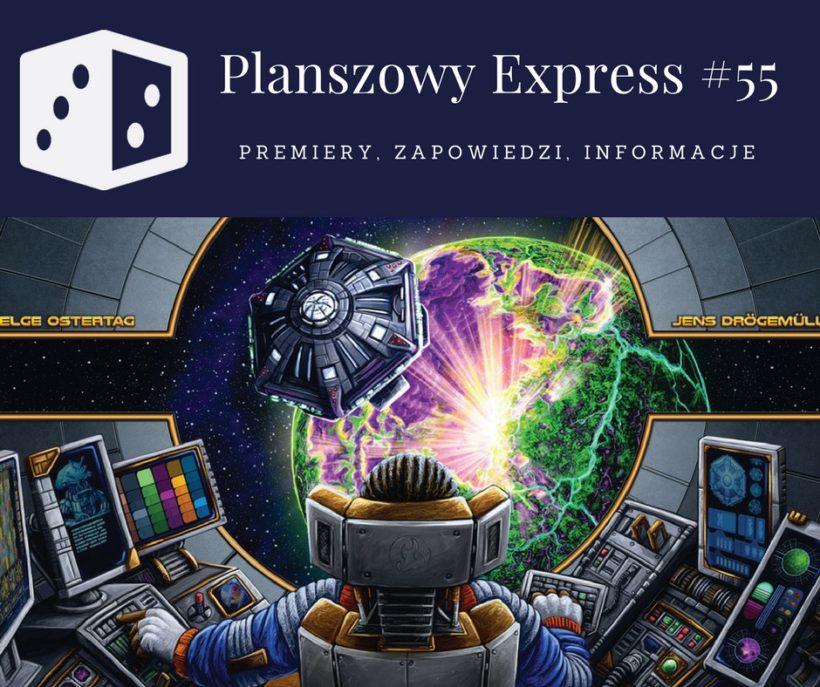 Planszowy Express 55