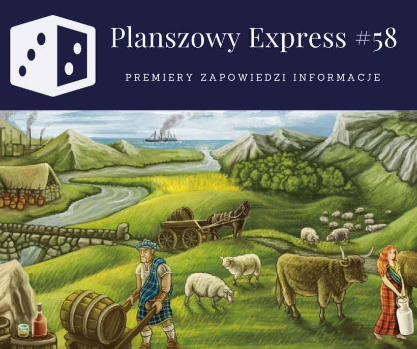 Planszowy Express 58