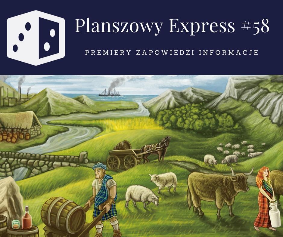 Planszowy Express 58 Planszowy Express #58