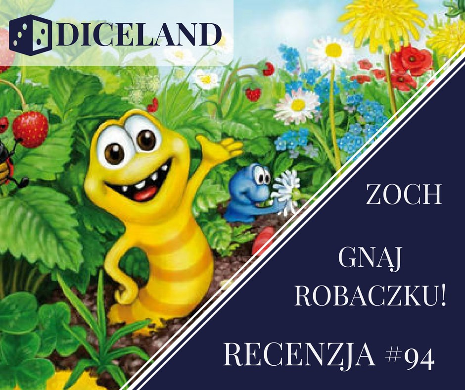 Recenzja 94 2 Recenzja #94 Gnaj Robaczku!