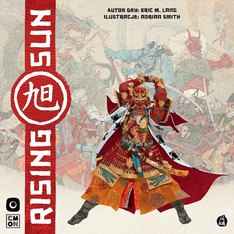 Rising Sun front www Planszowy Express #57   Relacja z Portalconu 2018